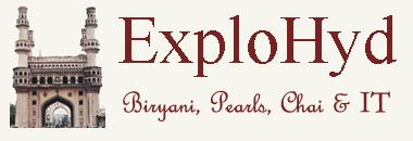 Explore Hyderabad Logo